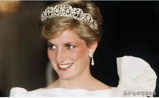 戴安娜留下不少珠宝,两个孙女都可继承,夏洛特为何优