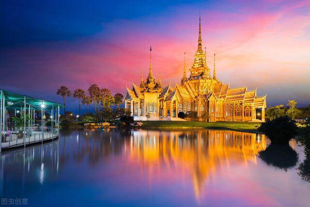 华为推动泰国成为东盟5G中心,来自日本和中国的数据表明这么说