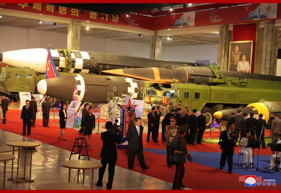 朝鲜高超音速导弹之谜问