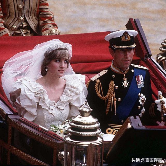 戴安娜扬眉吐气:在婚礼上宣誓主权,怒瞪卡米拉,让她无法直视