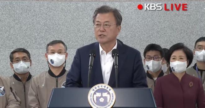 """韩国""""世界""""号运载火箭发射升空遇变故,未能将载荷送入预定轨道"""