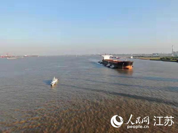 常州海事:发挥中轴效应 保障能源物资水上运输畅通