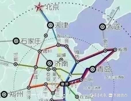 """省会经济圈蓄势待发,济南将打造""""省会+""""产业创新圈"""