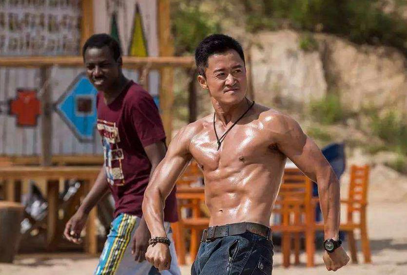 《战狼2》成就了吴京,如今50岁的他,会成为下一个李连杰吗?