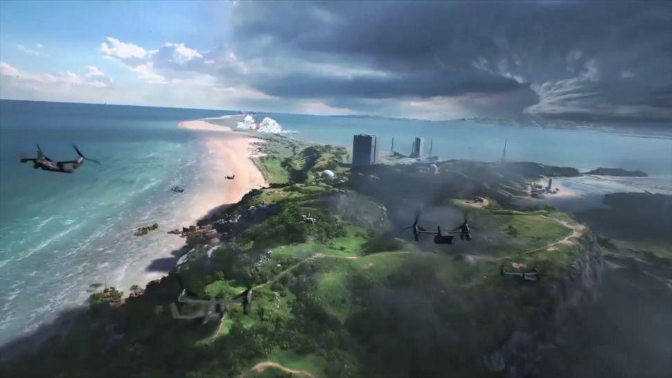 知名爆料人确认网传截图为《战地6》新截图