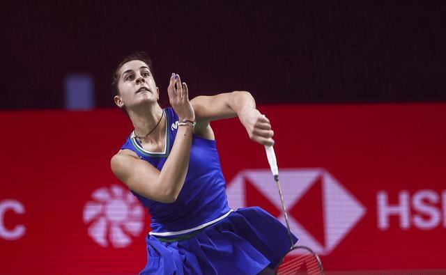 再次横扫羽坛一姐!马林接连两周夺冠,她已为奥运卫冕做好准备