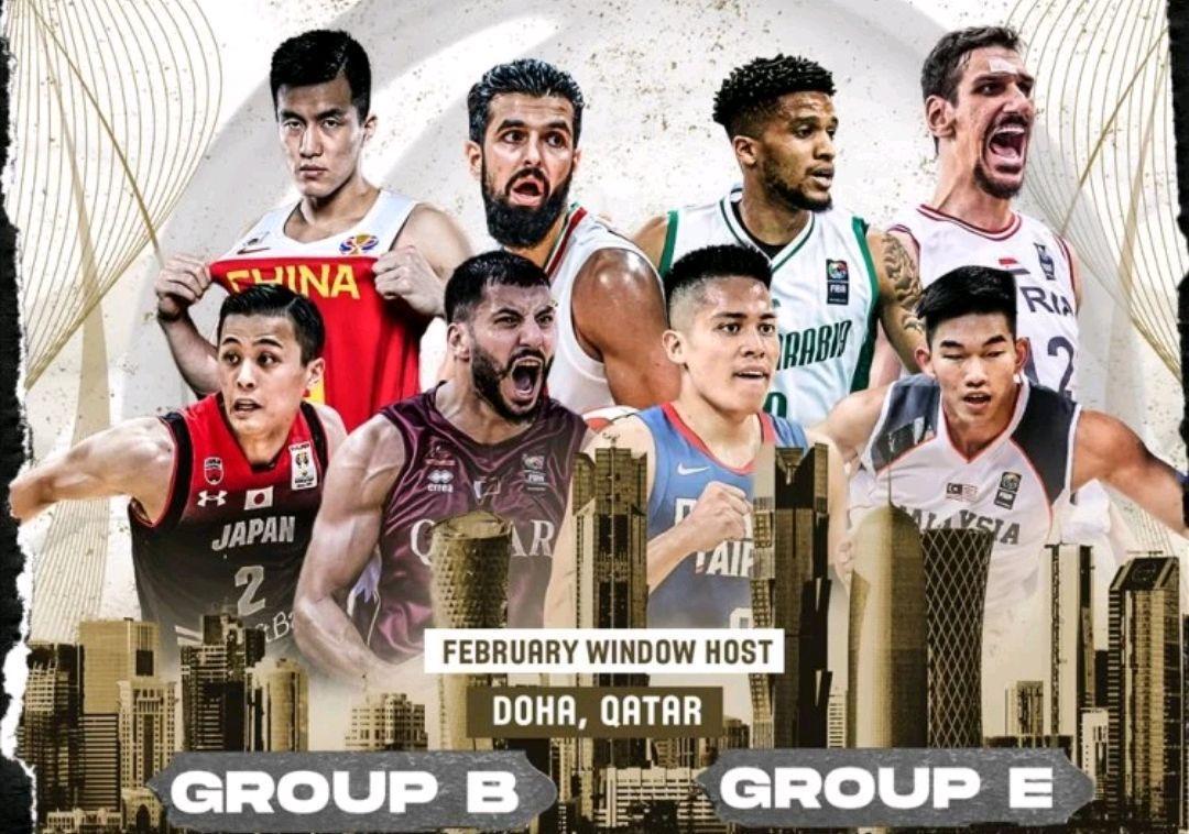 亚洲杯预选赛举办地更改!杜锋十天准备全新男篮,猜测名单受重视