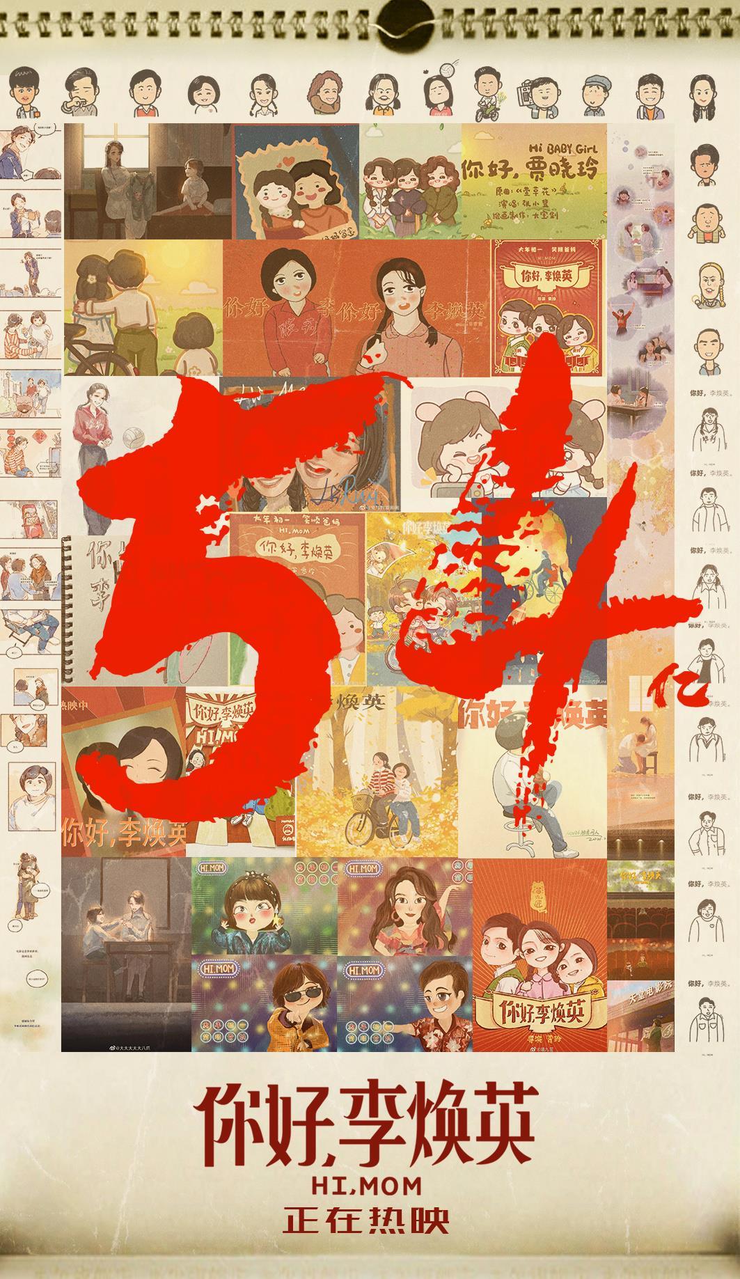 《李焕英》54亿票房背后,电影宣发如何预判市场