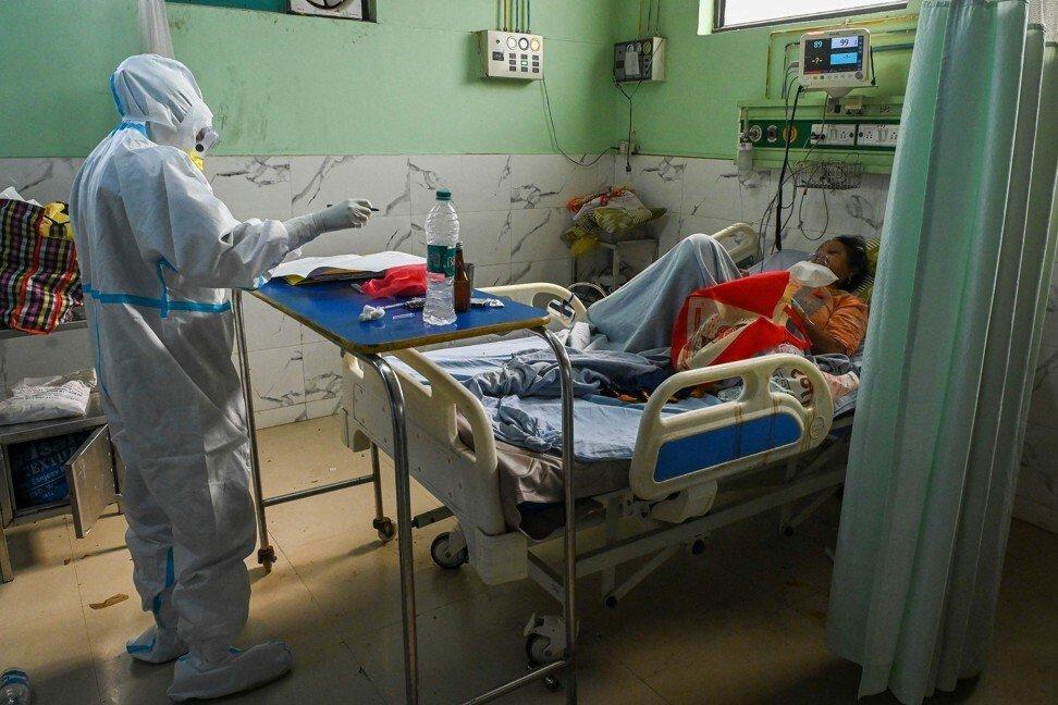 世卫首席科学家:新冠病毒变异株正在加速印度的疫情暴发(图1)
