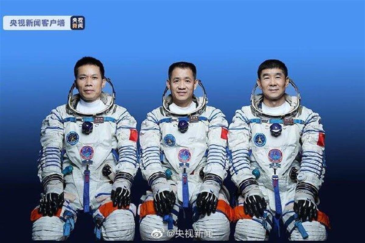 神舟十二号航天员3人乘组确定,聂海胜任指令长