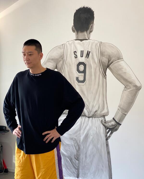 """孙悦这二十年:中国篮球的争议与骄傲 他还是那个""""孙大圣"""""""