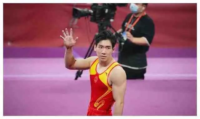 中国体育健儿推荐看CCTV16 体操世锦赛男子全能张博恒夺金
